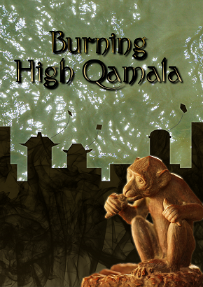 Burning_High_Qamala_cover